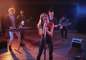 Music Band Performance | Singing Course | AM Vocal Studios