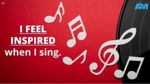Singing Affirmation | AM Vocal Studios | Adam Mishan